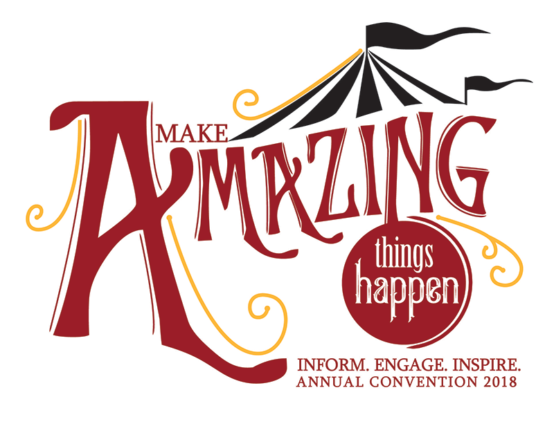 Make Amazing Things Happen Annual Convention 2018