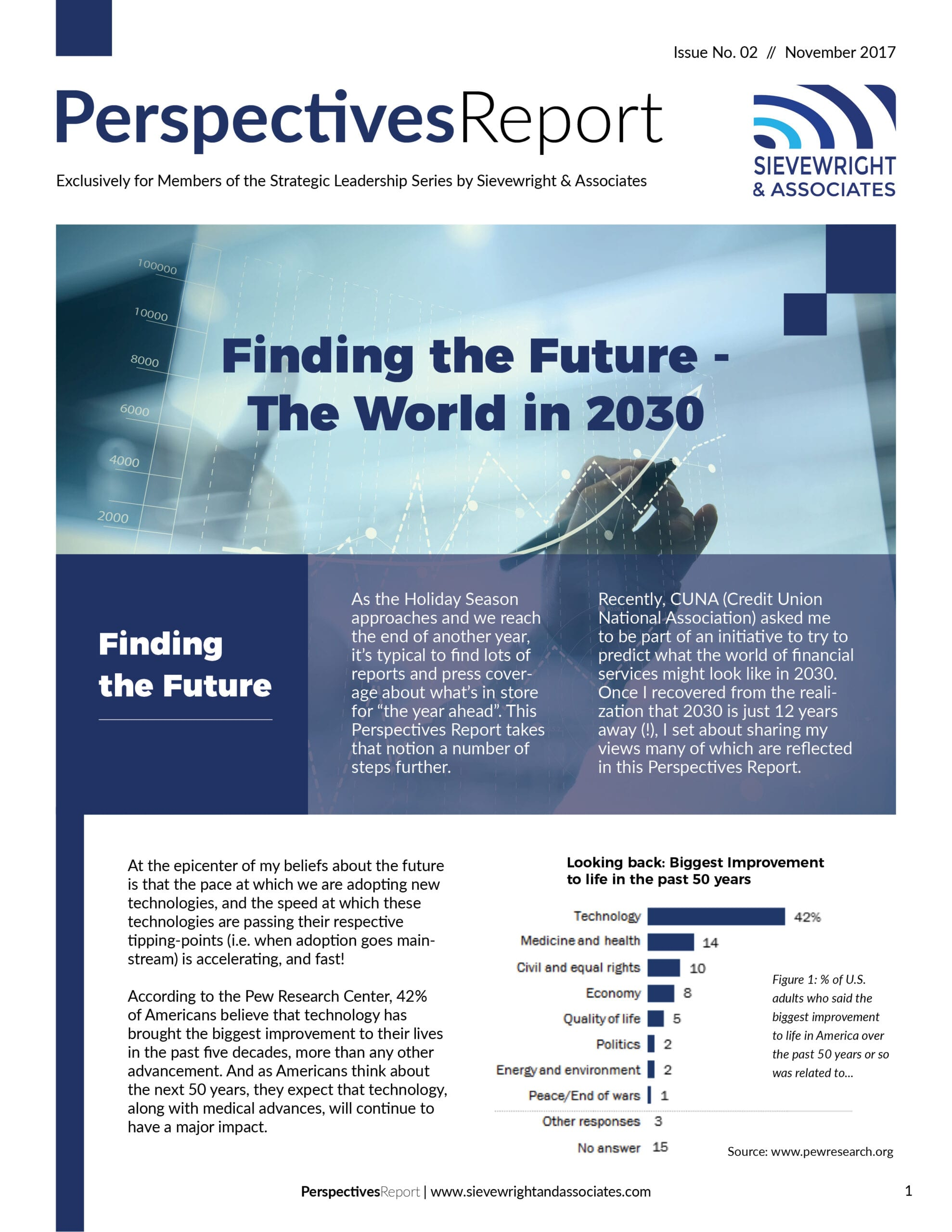 Perspectives Report Cover Image November 2017