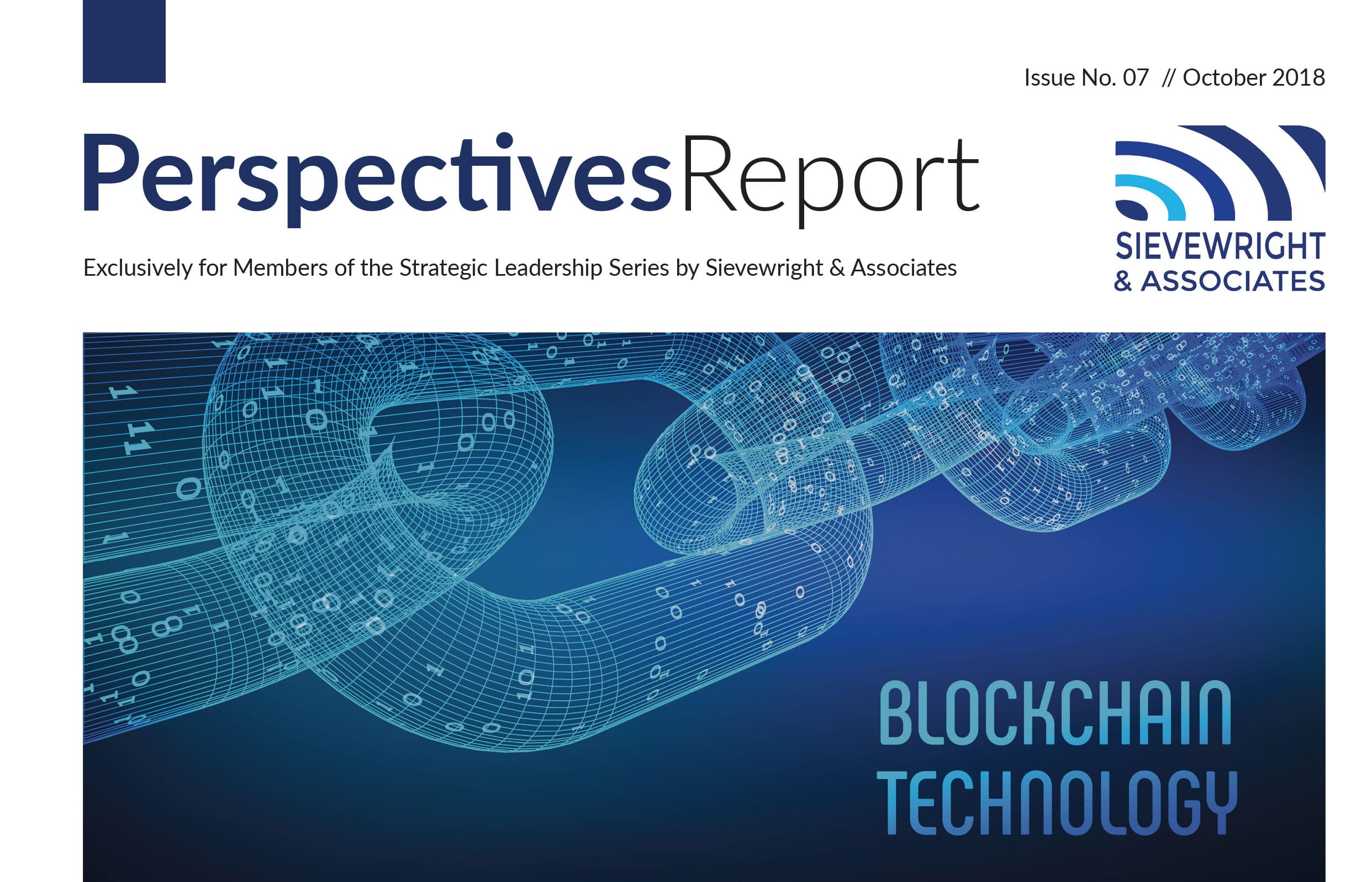 Perspectives Report Cover Image October 2019